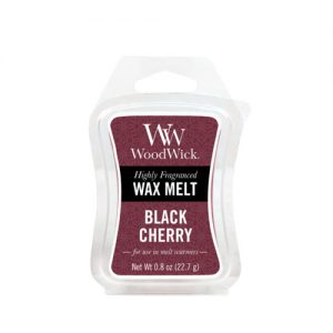 Woodwick-blackCherry-cera quemador