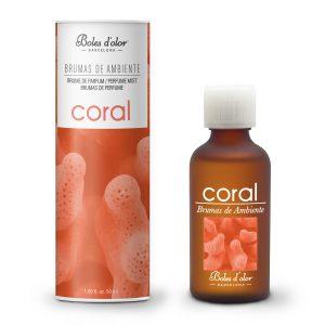 Brumas de Ambiente 50 ml - Coral