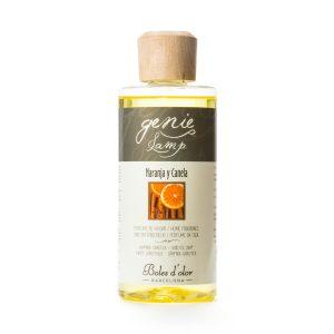 Genie perfume de Hogar 500 ml. Naranja y Canela