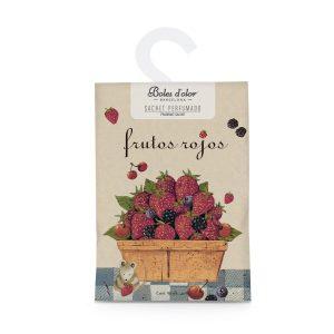 Sachet Perfumado - Frutos Rojos - Ambients